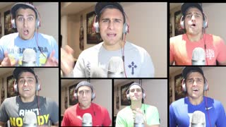 "Amazing a capella cover of ""Stitches"" by Shawn Mendes"