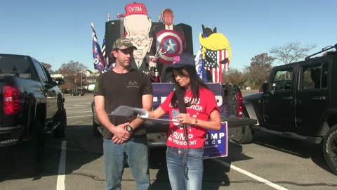"""Ep. 1 President Trump's Caravan Supporters on """"Inspired Blessings with Jean Marie Prince."""""""