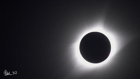 Great American Eclipse captured in breathtaking footage