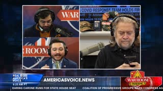 Steve Bannon on CCP forced abortions