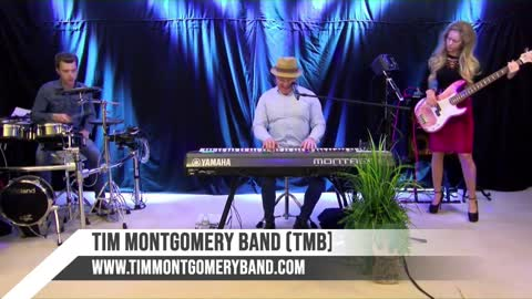 No need to worry - stand in the anointing! Tim Montgomery Band Live Program #381