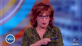 WATCH: The View's Joy Behar Calls Trump a 'Professional Liar' - Video