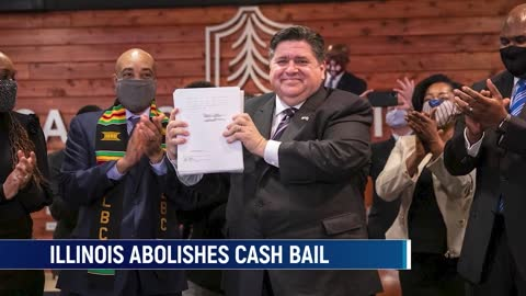 Illinois Becomes First State To Eliminate Cash Bail