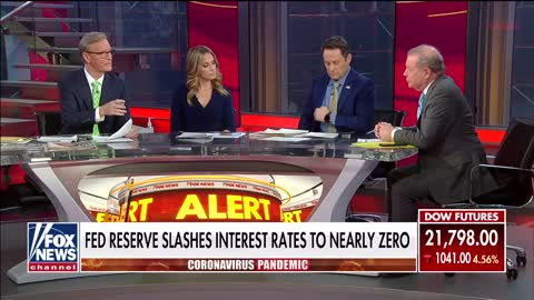 Stuart Varney thinks U.S. is heading into recession