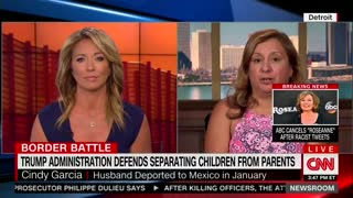 Wife SHOCKS CNN — I'm Not Mad At President Trump For Deporting My Husband - Video
