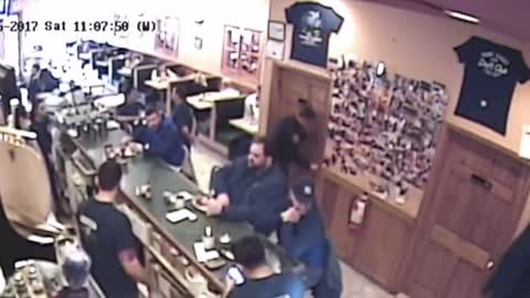 Heroes Step Up to Save Choking NYPD Officer's Life — And It Was Caught on Video