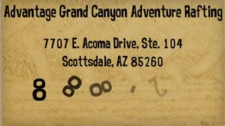 Grand Canyon Rafting Trips - Video