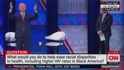 Biden slips and tells Anderson Cooper about when he 'came out'