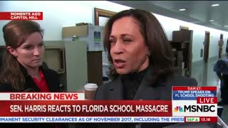 Sen. Kamala Harris: Our Babies Are Being Slaughtered - Video