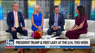 "Stephanie Grisham on ""Fox & Friends"""