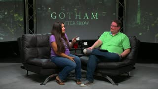 "Gotham Aftershow Season 3 Episode 1 ""Better to Reign in Hell..."" - Video"