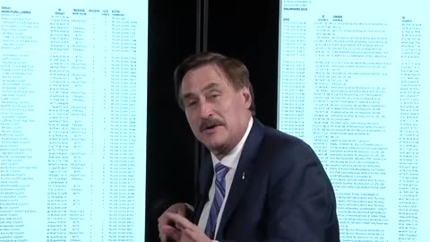 Absolute Proof - Mike Lindells 2020 Election Fraud