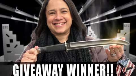 Another Winner for our Freedom Network Giveaway!