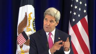 Kerry pushes Iran nuclear deal as vote nears - Video