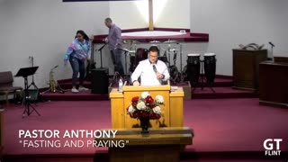 Fasting And Prayer Sermon By Pastor Anthony With Daily Excellence