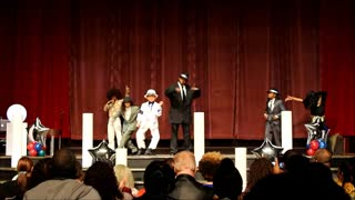 8-year-old dazzles crowd with Michael Jackson-inspired dance routine