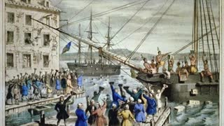 The American Revolution: Part one, the Beginning