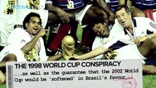 Top 5 Football Conspiracies - Video