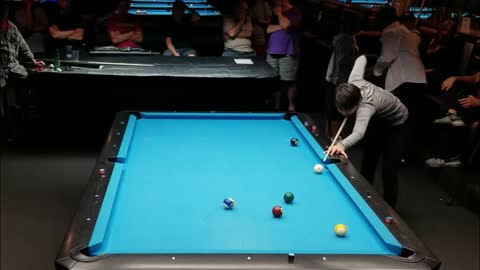 Siming Chen Run Out of Female Champion Exibition