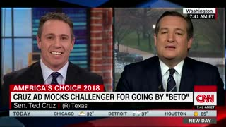 Cuomo Challenges Ted Cruz for Attack on Dem Opponent's Name Change: 'Your Real Name Is Rafael' - Video