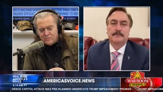 Mike Lindell walks through censorship campaign against his documentary