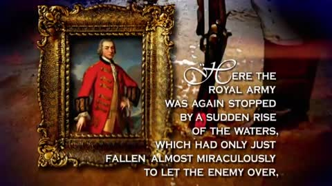 12 Miracles in American History Rivers Rise to Stop Royal Army