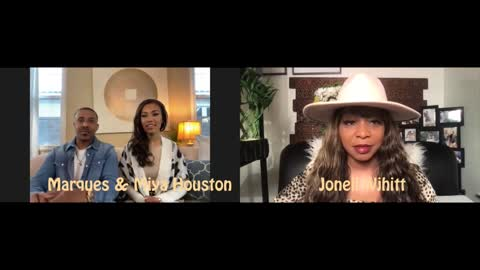 Marques and Miya Houston Break Their Silence Cover Video
