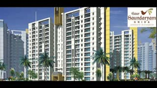 Gaur Saundaryam Greater Noida West modern features - Video