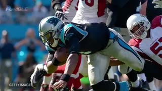 Cam Newton Calls Roger Goodell About Illegal Hits - Video