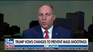 Rep. Scalise: 'Lets Focus on Mental Health' After Florida Shooting - Video
