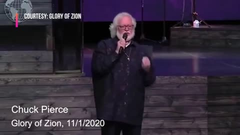 Chuck Pierce: Election not be Settled Until January 18, 2021 Prophecy