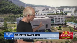Navarro: We Must Hold Dr. Fauci Accountable for Virus Funding