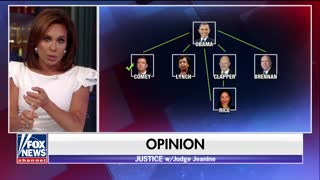 Jeanine Pirro: 'Liars, Leakers and Liberals' Trying to Frame Trump