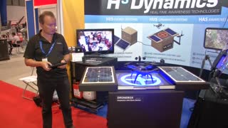 Dronebox could allow UAV's to work for months - Video