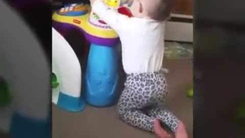 Headbanging Baby: Turn Down for What