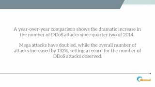 Video: Q2 2015 Security Statistics and Trends from StateoftheInternet.com - Video