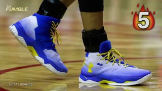 Best Shoes of the 2016 NBA Playoffs - Video