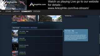 How to install The Center Map in Ark Survival Evolved Arkophile - Video