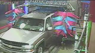 Beware Of Automatic Carwashes - Video