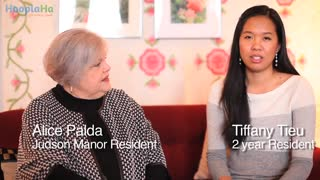 Judson Smart Living: College Students Live With Senior Citizens - Video