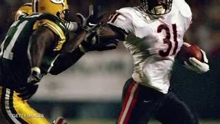 Heisman Trophy Winner Rashann Salaam Dies At 42 - Video