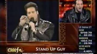 FLASHBACK: Remember When Andrew Dice Clay Cursed Out CNN Host, Walked Off Set?