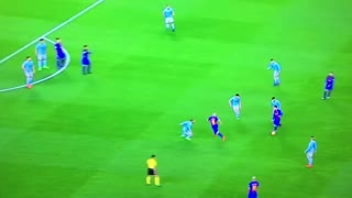 El tiki tak del Barca vs Celta Vigo - Video