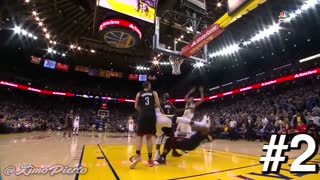 TOP 5 Draymond Green Kicks - Video
