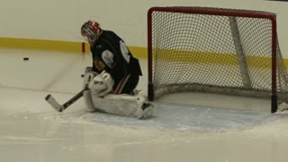 Chicago Blackhawks 2010 Team Hockey Practice - Video