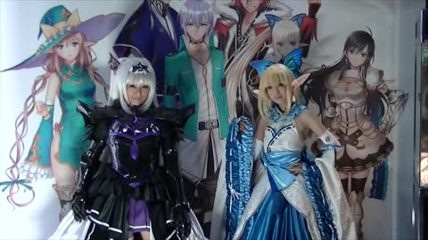 Tokyo Game Show - Game Show Girls (and Boys)