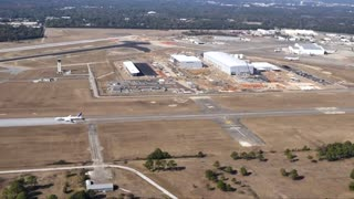 Airbus is opening a new factory in Mobile, Alabama - Video