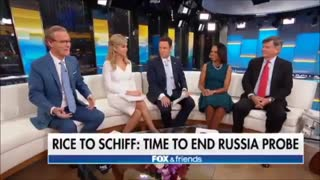Rice doubles down on Schiff - Video