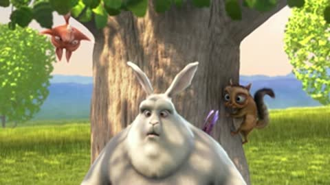 Big Buck Bunny Animation Movie