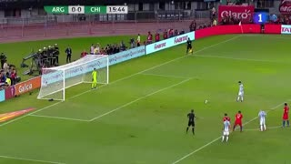 Gol de Messi vs Chile - Video